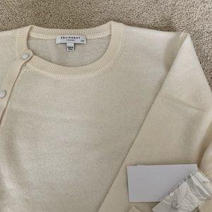"Equipment Sweaters - Equipment ""Sabina"" crew neck cashmere sweater"